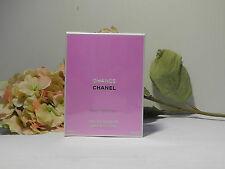 CHANEL CHANCE EAU TENDRE Eau de Toilette EDT Spray 150ml / 5 oz. FACTORY SEALED