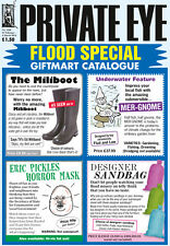 PRIVATE EYE 1360 - 21 Feb - 6 Mar 2014 - Giftmart Catalogue - FLOOD SPECIAL