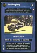 Star Wars CCG Special Edition Flare-S Racing Swoop