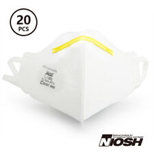 20PACK N95 Protective Disposable Face Mask Cover NIOSH Respirator