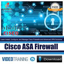 Cisco ASA Firewall Video Training Course DOWNLOAD