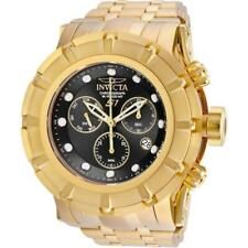 Invicta S1 Rally 23954 Men Gold-Tone Diver Watch with Swiss Chronograph Movement