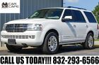 2013 Lincoln Navigator 4X4 5.4L TRITON V8 13 LINCOLN NAVIGATOR 4X4 1-OWNER ACCIDENT FREE HEAT/COOL LEATHER SUNROOF 3RD ROW