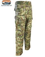 US Army Style ACU Assault Military Combat Trousers BTP Alt to MTP Multicam