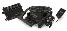 Holley 550-406 Terminator EFI 4bbl Throttle Body Fuel Injection System