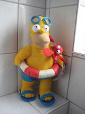 Homer Simpson Simpsons Stofftier SAMMLERAUFLÖSUNG Original fast nackt :-)