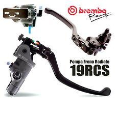 Brembo 110A26310 Racing 19 RCS Pompa Freno Radiale Anteriore