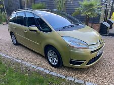 2007 CITROEN GRAND C4 PICASSO 7 SEAT EXCLUSIVE 107K MILES, RECENT SERVICE