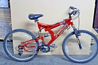 Mongoose XR-75 Full Suspension Mountain Bike