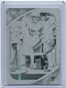 2020 Absolute Printing Plate Michael Thomas 1/1 New Orleans Saints