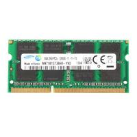 Samsung 8 GB 2RX8 DDR3L 1600MHz PC3L-12800S SODIMM 204pin Laptop Memory RAM @KM
