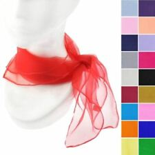 Chiffon Square Women's Scarves and Shawls