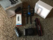Canon EOS 5D Mark III (Body) Digital SLR Camera - With Extras