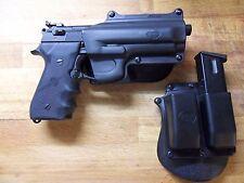SUPER KIT pistola Beretta fondina FOBUS + porta caricatori doppio + scovolino