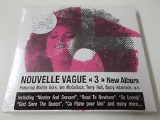 NOUVELLE VAGUE - 3 - 2009 CD ALBUM (LIMITED EDITION) - 5413356516135 - NEU!