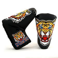 Tiger Midsize Mallet Putter Headcover Scotty Cameron Fastback, Squareback, GoLo