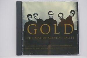 Spandau Ballet : Gold (The Best Of)  CD Album    - (True, Gold, Communication)