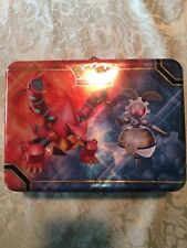 Pokemon Lunch Box Rare Volcanion/magerna Pokemon trading Card Game