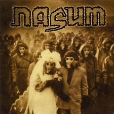 NASUM - Inhale / Exhale LP Grindcore Death Metal - Black Vinyl - NEW COPY