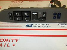 02 03 04 05 GMC Envoy Base XL Driver Master Power Window Switch with heated seat