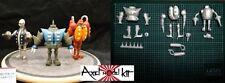 ANIME MODEL RESIN KIT - 新造人間キャシャーン Shinzō ningen Kyashān CASSHERN - ENEMY ROBOT
