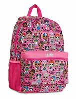 L.O.L. Surprise! School Bag, School Supplies for Girls, Large Capacity Backpack