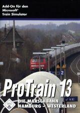 Pro Train 13 Die Marschbahn Hamburg-Westerland