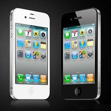 Apple iPhone 4 8GB 16GB 32GB 64GB S Schwarz Weiß Händler sehr guter Zustand Top
