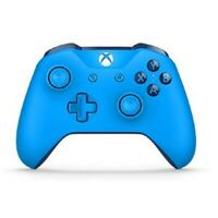 Microsoft WL3-00018 Xbox One Bluetooth Wireless Controller, Blue