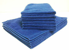 "24 Microfiber Professional 16""x24"" Detailing Towels Auto Polishing Cloth 300GSM"