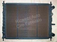 Radiatore Motore Fiat Brava (182) 1.9 D Bravo I (182) 1.9 D 731306 RC112 TH259
