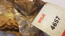 One (1) RCA 4657 Transmitting Vacuum Tube w Box, 8072 Replacement,Appears Unused