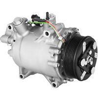 AC Compressor w/ Clutch For 2007-2009 2011-2015 Honda CRV 2.4L Honda Civic