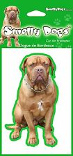 Dogue de Bordeaux Gift - 2 x Delightful Car Air fresheners for dog lovers