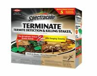 Spectracide HG-96116 Termite Detection & Killing Stakes, 5/Box