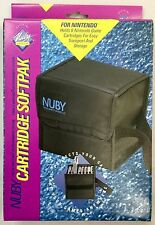 Brand New Nuby Cartridge SoftPak Carrying Case for NES Cartridges
