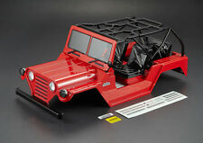 Kb48446 killerbody 1/10 Crawler warrior Military rouge rtu tout-en
