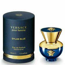 Versace Dylan Blue Pour Femme Eau de Parfum Spray 1.0 oz. SEALED Women's Perfume