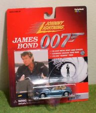 DIE CAST METAL JOHNNY LIGHTNING JAMES BOND 007 JAMES BOND GOLDENEYE BMW Z3