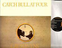 CAT STEVENS catch bull at four (original uk & inner) LP VG/EX ILPS 9206 acoustic