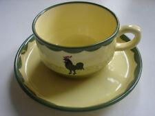 Zeller Keramik, Hahn und Henne, Tasse mit UT