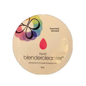 NEW BEAUTYBLENDER LIQUID BLENDERCLEANSER BEAUTY BLENDER CLEANSER TRAVEL SAMPLE