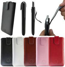 Vodafone smart n8 funda | funda protectora de piel, estuche, Favory Case