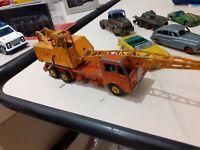 SB 071 Dinky Super toys 20 Tonnes Lorry Mounted crane Meccano Assemblé France