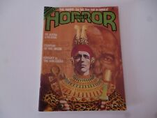 HAMMER'S HALLS OF HORROR NO.22 JULY 1978 COVER ARTIST BRIAN LEWIS *AS PICTURES*