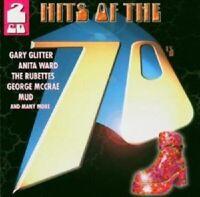 HITS OF THE 70'S 2 CD MIT KINCADE UVM NEU