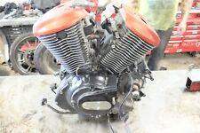 09 Kawasaki VN 900 VN900 C Custom Vulcan engine motor