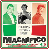 Magnifico The Icons Of Italian Music [CD]