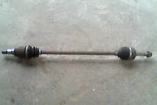 peugeot 107 citroen c1 drive shaft o/s 20012 breaking spares