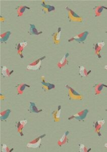 Hedgerow by Lewis and Irene Fabrics
